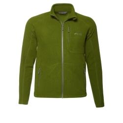 PINEA Herren Fleece Jacke TOMI Farbe CHIVE GREEN Größe XL