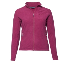 PINEA Damen Fleece Jacke PEPPI Farbe BOYSENBERRY in Größe 44