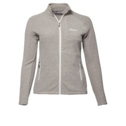 PINEA Damen Fleece Jacke PEPPI PALOMA GREY