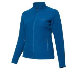 PINEA Damen Fleece Jacke PEPPI Farbe SAILOR BLUE