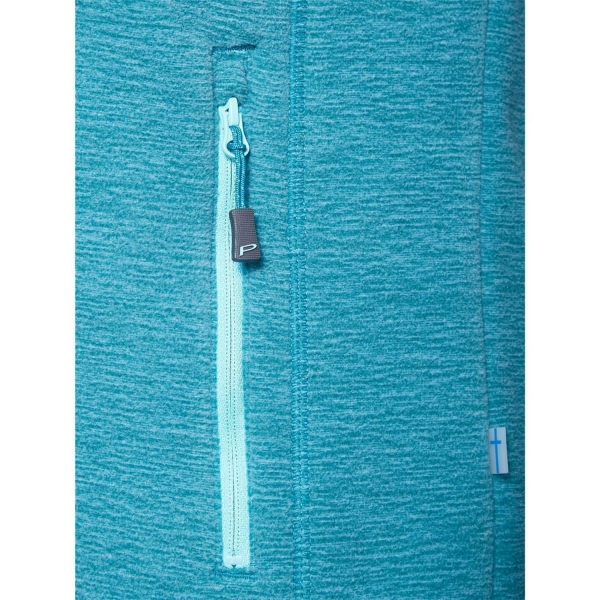 PINEA Damen Windblocker Weste SALLA Farbe CHRYSTAL TEAL