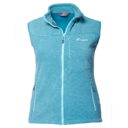 PINEA Damen Windblocker Weste SALLA CHRYSTAL TEAL