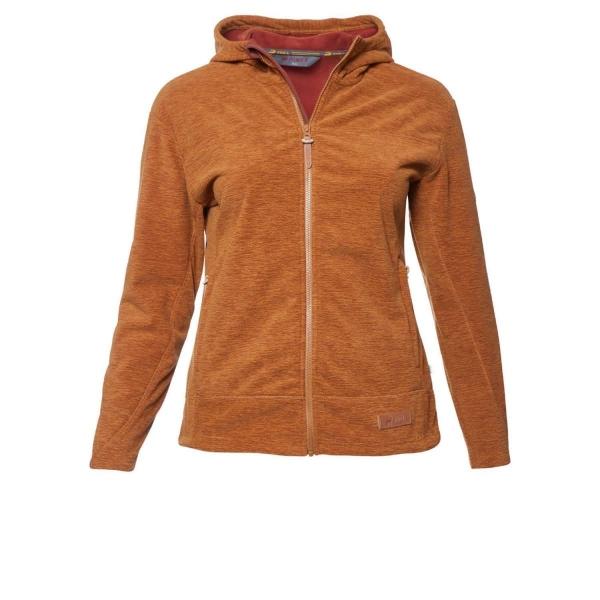 PINEA Damen Windblocker Jacke AIRA Farbe MADDER BROWN