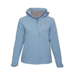 PINEA Damen 5in1 Jacke NINNI Farbe BLUE SHADOW...