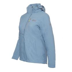 PINEA Damen 5in1 Doppeljacke NINNI Farbe BLUE SHADOW Größe 38