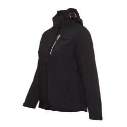 PINEA Damen 5in1 Jacke NINNI Farbe BLACK