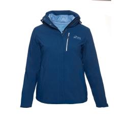 PINEA Damen 5in1 Jacke NINNI Farbe POSEIDON BLUE