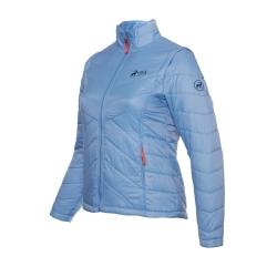 PINEA Damen 5in1 Doppeljacke NINNI Farbe POSEIDON BLUE Größe 38