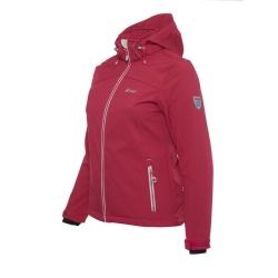 PINEA Damen Softshell Jacke LUMI Farbe ROSA