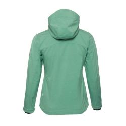 PINEA Damen Softshell Jacke LUMI Farbe DUSTY GREEN Größe 46