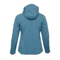 PINEA Damen Softshell Jacke LUMI Farbe BLUE SHADOW Größe 36