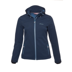 PINEA Damen Softshell Jacke LUMI MOONLITE