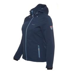 PINEA Damen Softshell Jacke LUMI Farbe MOONLITE Größe 40