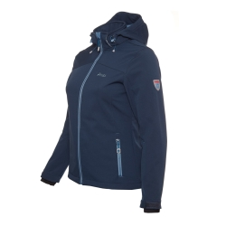 PINEA Damen Softshell Jacke LUMI Farbe MOONLITE Größe 44