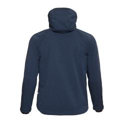 PINEA Herren Softshell Jacke SULO Farbe MOONLITE BLAU