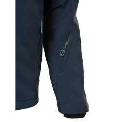 PINEA Herren Softshell Jacke SULO Farbe MOONLITE BLAU Größe S