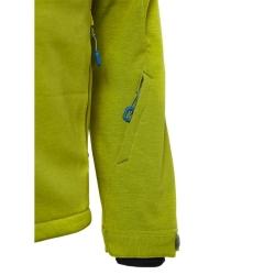 PINEA Herren Softshell Jacke SULO Farbe GOLDEN LIME Größe XL