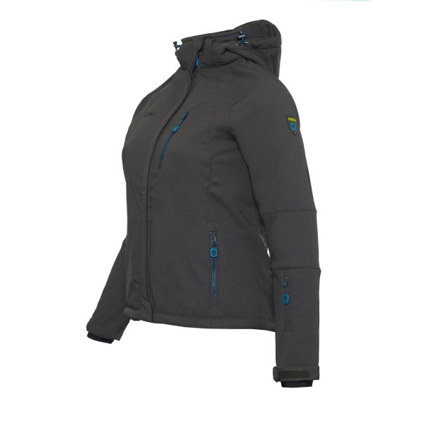 PINEA Damen Winter Softshell Jacke AILA