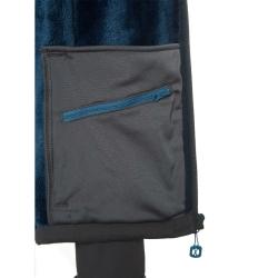 PINEA Damen Winter Softshell Jacke AILA Farbe DUNKELGRAU Größe 40