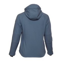 PINEA Damen Winter Softshell Jacke AILA Farbe JEANSBLAU Größe 36