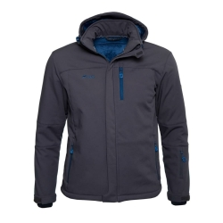 PINEA Herren Winter Softshell Jacke JIRI Farbe FORGED...
