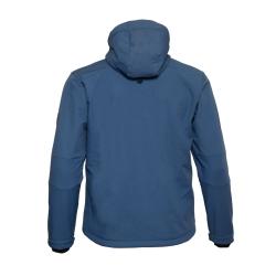 PINEA Herren Winter Softshell Jacke JIRI Farbe STELLAR BLUE