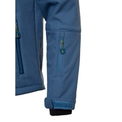 PINEA Herren Winter Softshell Jacke JIRI Farbe STELLAR BLUE Größe XXL