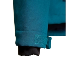 PINEA Herren Winter Softshell Jacke JIRI Farbe DEEP LAGOON