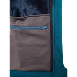 PINEA Herren Winter Softshell Jacke JIRI Farbe DEEP LAGOON Größe 3XL