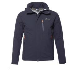 PINEA Herren Outdoor Jacke JIMI Farbe BLACK Größe M