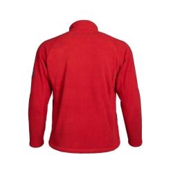 PINEA Herren warme Fleece Jacke JOUNI Farbe HAUTE ROT Größe 3XL