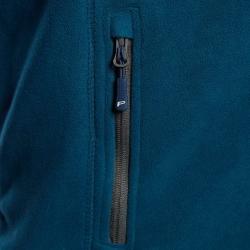 PINEA Herren warme Fleece Jacke JOUNI Farbe POSEIDON BLAU
