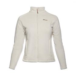 PINEA Damen warme Fleece Jacke MIIA Farbe ECRU...