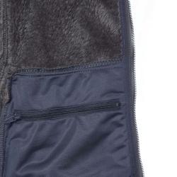 PINEA Damen Fleece Hoodie MOONA Farbe BELUGA GRÜN Größe 44