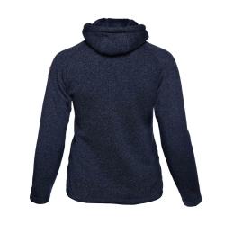 PINEA Damen Fleece Hoodie MOONA Farbe NAVY BLAU Größe 46