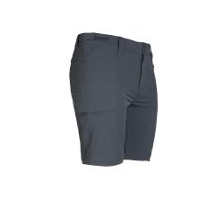 PINEA Damen Zip-Off Stretchhose ELSI Farbe EBONY GRAU Größe 44