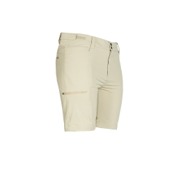 PINEA Damen Zip-Off Stretchhose ELSI Farbe SCHLAMM