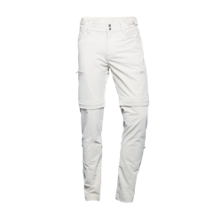 PINEA Herren Zip-Off Stretchhose ESKO Farbe SCHLAMM