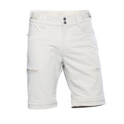 PINEA Herren Zip-Off Stretchhose ESKO Farbe SCHLAMM Größe S