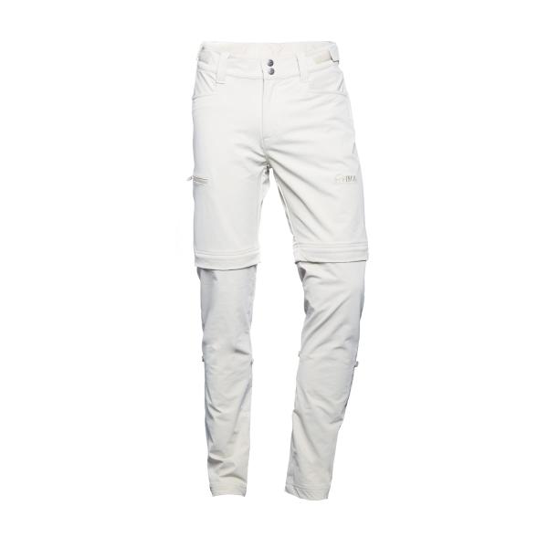 PINEA Herren Zip-Off Stretchhose ESKO Farbe SCHLAMM Größe L