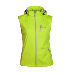 PINEA Damen Sommer Softshell Jacke AINO Farbe LIME Größe 36
