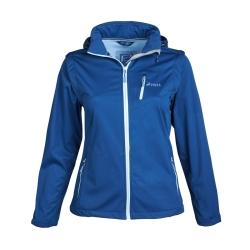 PINEA Damen Sommer Softshell Jacke AINO Farbe NAVY BLAU Größe 44