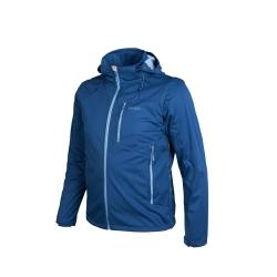 PINEA Herren Sommer Softshell Jacke KAI Farbe NAVY BLAU Größe M
