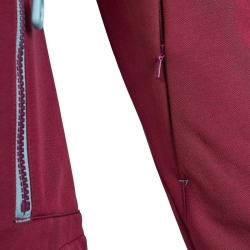 PINEA Damen Softshell Jacke LUMI Farbe CABARNET ROT Größe 36