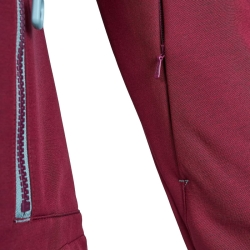 PINEA Damen Softshell Jacke LUMI Farbe CABARNET ROT Größe 46