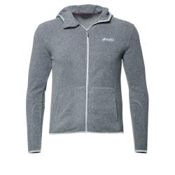 PINEA Unisex Fleece Hoodie RAMI Farbe GREY Größe XXL