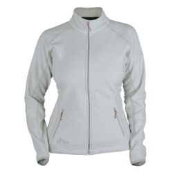 PINEA Damen Fleece Jacke MARI Farbe HELLGRAU...
