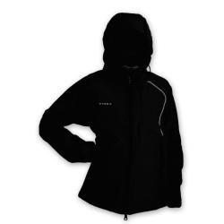 PINEA KINDER Softshell Jacke Farbe SCHWARZ