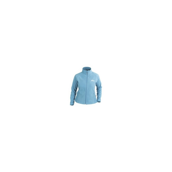 PINEA Damen Fleece Jacke TINA Farbe SKY BLAU