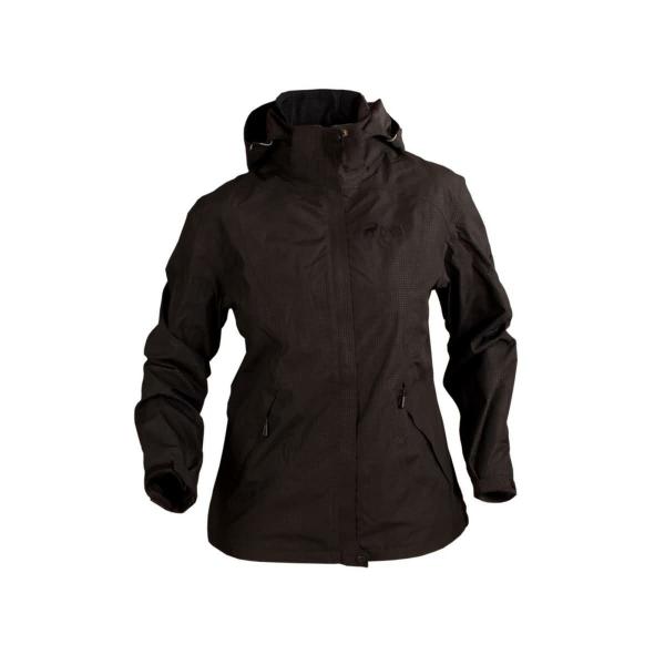 PINEA Damen Outdoor Jacke KATJA Farbe SCHWARZ Größe 44